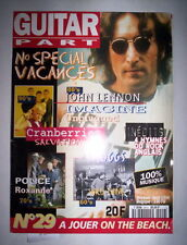GUITAR PART N°29 1996 JOHN LENNON IMAGINE