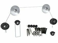 Flat Screen LED TV Wall Mount Bracket Kit upto 50kgs HD Space Saving