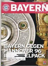 Bayern Magazin 5/54 , Bayern München - Hannover 96 , 26.10 + Pokal 06.11..2002