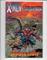 X-Men And The Amazing Spider-Man Savage Land #1 2002 NM 4 Print Marvel Comics