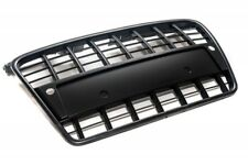 Audi A4 B7 04-09 Badgeless Debadged Sport Front Grill S Line Look with PDC Black