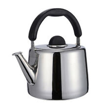304 Whistling Stainless Steel Stove top for Tea Coffee Hot Water Fast Boiling