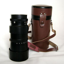 JUPITER 36B 250 mm f/3,5 Medium format lens for Kiev-60 for Pentacon Six + case!
