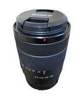 Sony SEL E 18-135mm F/3.5-5.6 OSS Lens