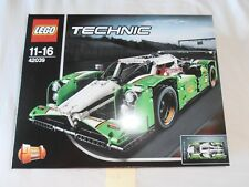 Lego 42039 24 Hours green Race Car NEW retired minor box damage technic