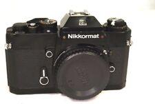 Nikon EL Camera Body only SLR (5413015) Used works good