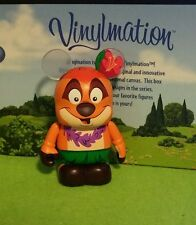 "DISNEY VINYLMATION Park - 3"" Animation Series 4 Set Timon from the Lion King"