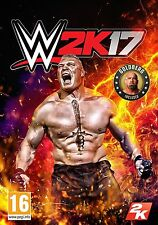 WWE 2K17 - Standard Edition - PC - New & Sealed - Fast Dispatch
