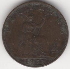 1873 Victoria Farthing | British Coins | Pennies2Pounds