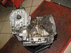 Kawasaki Z 650 B Motor, Bloque de Caja Cambios, Cigüeñal, Carcasa Del Motor