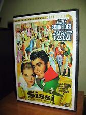SISSI LA FAVORITA DELLO ZAR DVD NUOVO SIGILLATO ROMY SCHNEIDER