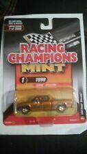 2019 Racing Champions Mint 1999 Chevy Silverado GOLD STRIKE CHASE