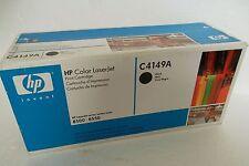 HP Toner Print Cartridge Black 8.5K-Pages for LJ 8500 8550 C4149A OEM SEALED NEW