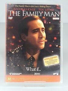 The Family Man DVD Nicolas Cage Téa Leoni
