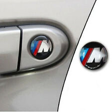 M Sport Button Door Key Hole Logo Emblem Sticker for BMW 20mm
