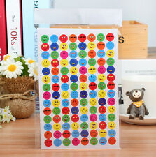 Wholesale NEW Praise Children School Teacher Smile Face 800pcs Stickers Reward