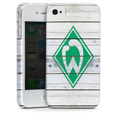 Apple iPhone 4 Premium Case Cover - Werder Holzplanken