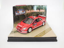 1/43 VITESSE 43029 PEUGEOT 307 WRC  # 6 ROVANPERA RALLY AUSTRALIA 2004 LIMITED