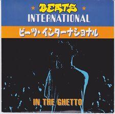 "Beats International (Fat Boy Slim) - In The Ghetto - Scarce UK promo vinyl 7"""