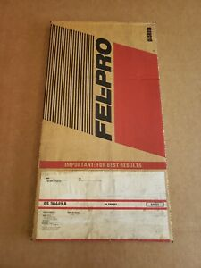 NOS OS30449A FEL-PRO ENGINE OIL PAN GASKET SET
