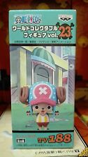 ONE PIECE WCF  Vol. 23 FIGURA WORLD COLLECTABLE FIGURE TONYTONY NEW NUEVA