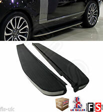 RANGE ROVER VOGUE L405  2013 UP 100% OEM FIT STYLE SIDE STEPS RUNNING BOARDS
