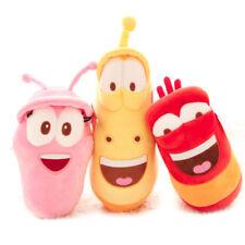 3PC Korea hilarious insect Larva Larva Plush Toys birthday gift 25-20CM