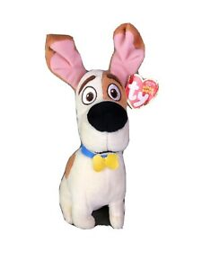Ty Beanie Babies Max From The Secret Lives Of Pets 2016 Approx 7inches