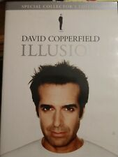 David Copperfield Illusion Dvd Movie Special Collector'S Edition 2001
