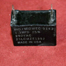 Ind/ Mid Wec 25LCMZE135J Metallized Propylene Film Capacitor NEW