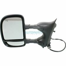 NEW LEFT POWER MIRROR MANUAL FOLDING FITS 2000-2005 FORD EXCURSION FO1320218