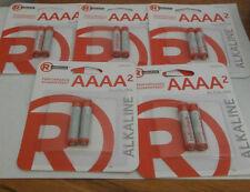 RadioShack Alkaline Aaaa Battery(Ten Batteries)