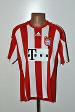 BAYERN MUNICH 2010/2011 HOME FOOTBALL SHIRT JERSEY ADIDAS SIZE XL ADULT