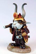 Guinea Pig Samurai DSM 7950 Visions in Fantasy - Dark Sword Miniatures Pewter