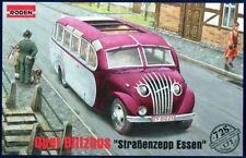 Roden Opel Bus Flash Blitz Strassenzepp Manger Kit De Montage 1:172 Art 725