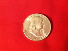 1955 FRANKLIN HALF DOLLAR NICE COIN