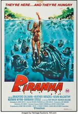 16mm PIRANHA (1978). Cult horror, LPP COLOR Feature Film.