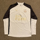 Newcastle United Training Top, Large, Excellent Condition