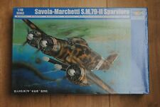 TRUMPETER - 1/48 - Savoia Marchetti S.M.79 SPARVIERO
