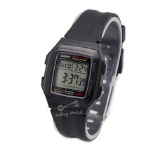 -Casio F201WA-1A Digital Watch Brand New & 100% Authentic