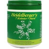 HEIDELBERGERS 7 Kräuter Stern Tee 250 g