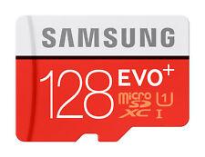 Samsung EVO Plus 128GB MicroSDXC Class 10 Memory Card (MBMC128G)