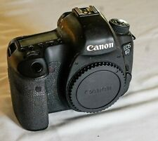 Canon EOS 6D 20MP DSLR Camera - body only - 20K shutter count