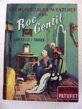 Biblioteca Patufet,Roc Gentil,Jª Maria Folch i Torres y Junceda,Baguña 1954