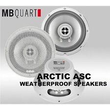 MB QUART ASC-120 ARCTIC Koax 20 cm ASC120 Marine Spritzwasser geschützt