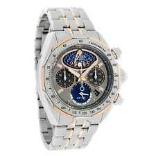 Citizen Eco-Drive Mens Signature Moon Phase Chrono Watch AV3006-50H