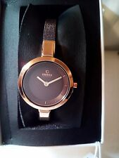 Obaku Woman's Watch Model  V129LXVNMN1  EX-DISPLAY