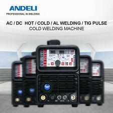 Andeli Aluminum Welder Machine Tig Welder With Ac Dc Pulse Cold Welding Machine
