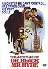 Dr. Black Mr. Hyde--- Blaxplotation 70'S BLACK CLASSICS NEW DVD