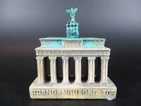 Berlin Brandenburger Tor Souvenir Poly Modell Polyresin,9 cm,Germany,Neu